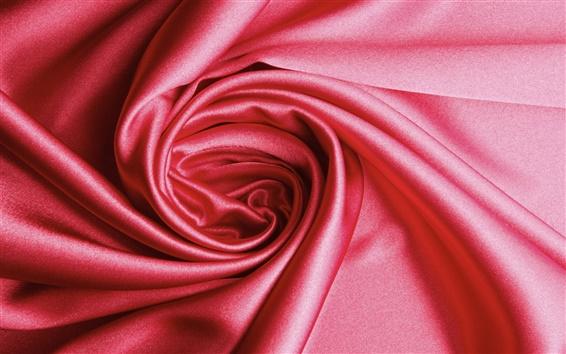Wallpaper Pink cloth still life