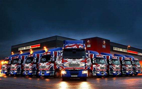 Papéis de Parede Renault Trucks