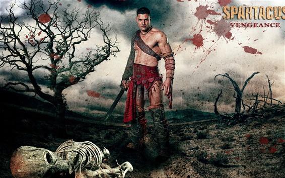 Обои Спартак: Кровь и песок HD
