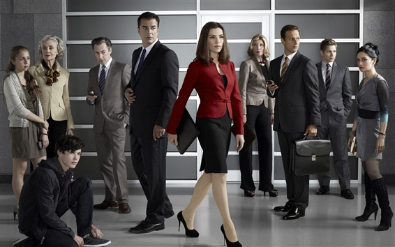 Wallpaper The Good Wife HD