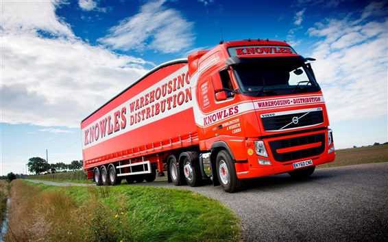 Wallpaper Trucks Volvo