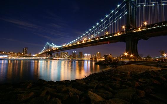 Fond d'écran États-Unis Manhattan
