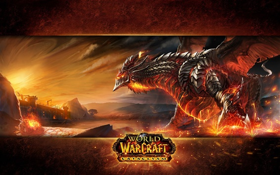 Wallpaper World of WarCraft HD
