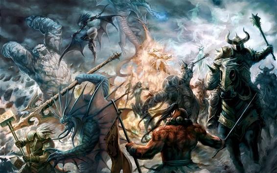 Wallpaper World of WarCraft PC game