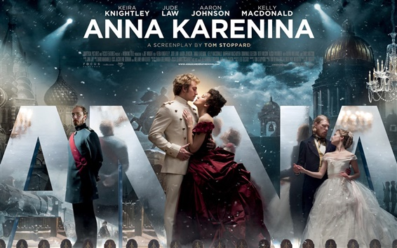 Wallpaper Anna Karenina 2012