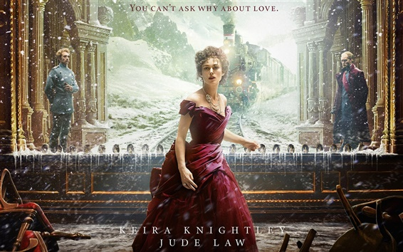 Wallpaper Anna Karenina