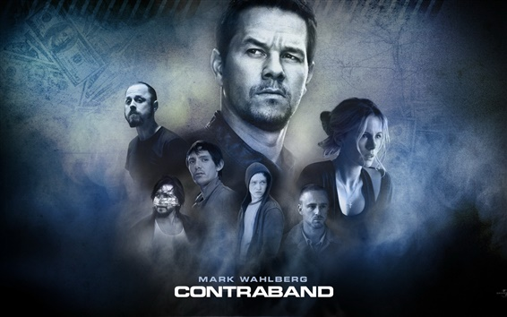 Wallpaper Contraband 2012 movie