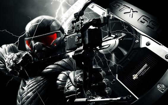 Fondos de pantalla Crysis 3 juego 2013