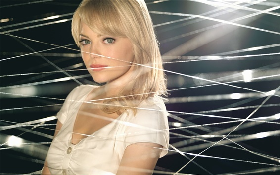 Hintergrundbilder Emma Stone in The Amazing Spider-Man 2012