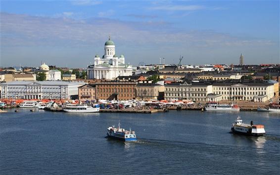 Papéis de Parede Finlândia Helsínquia