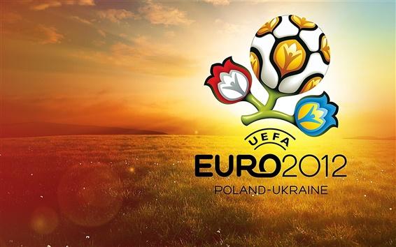 Fond d'écran Football Euro 2012
