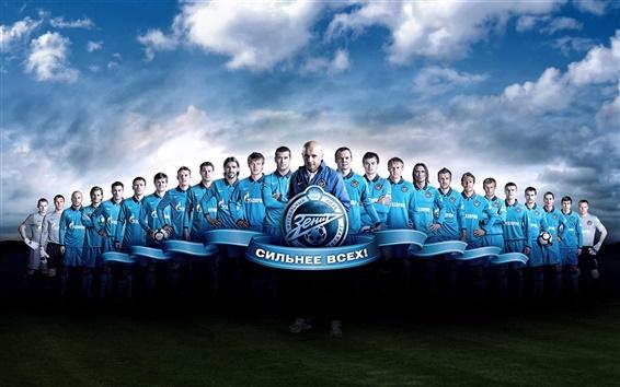 Wallpaper Football team