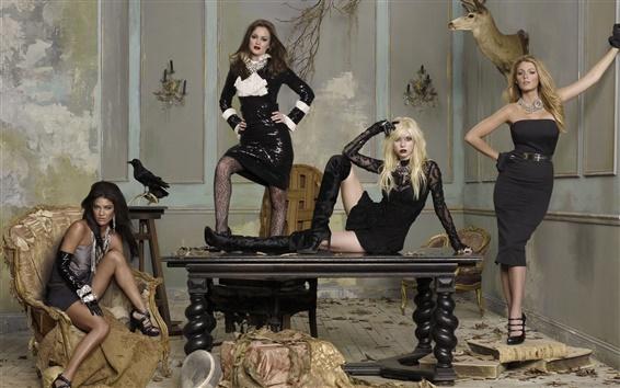 Papéis de Parede Série Gossip Girl TV