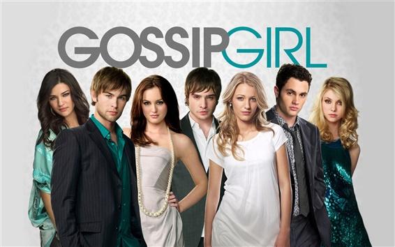 Papéis de Parede Gossip Girl ampla