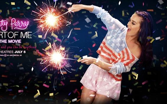 Papéis de Parede Katy Perry: Part of Me 2012
