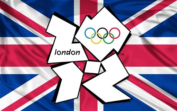 Fond d'écran Jeux Olympiques de Londres 2012