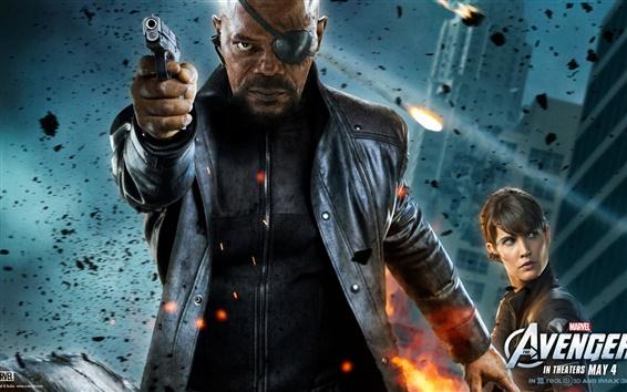 Papéis de Parede Marvel Comics O filme dos Vingadores 2012