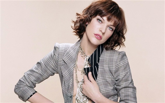Wallpaper Milla Jovovich 03