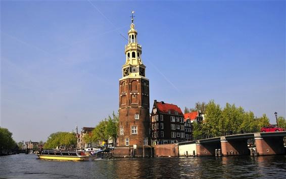 Wallpaper Netherlands Amsterdam