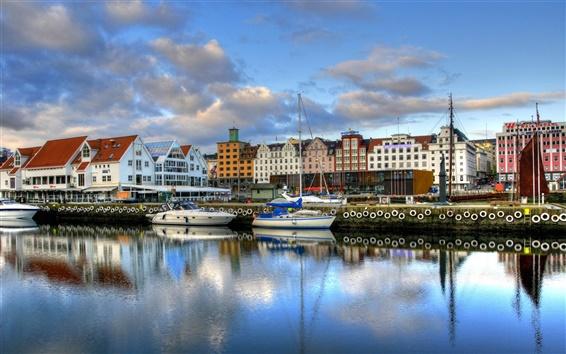 Обои Норвегия пейзаж