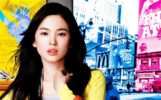 Wallpaper Song Hye Kyo 03