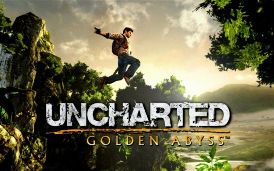 Wallpaper Uncharted: Golden Abyss