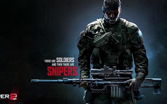 Fondos de pantalla 2012 Sniper: Ghost Warrior 2