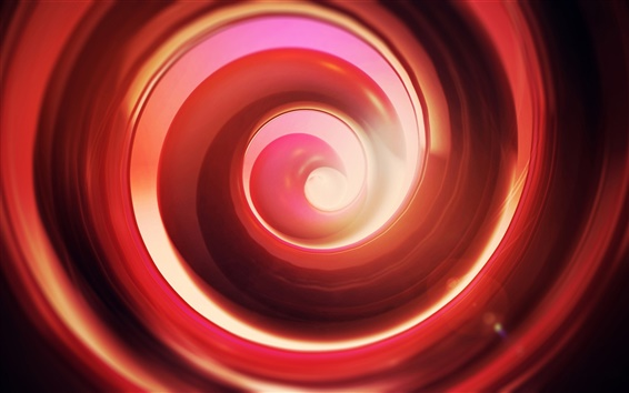 Wallpaper Abstraction swirling circle