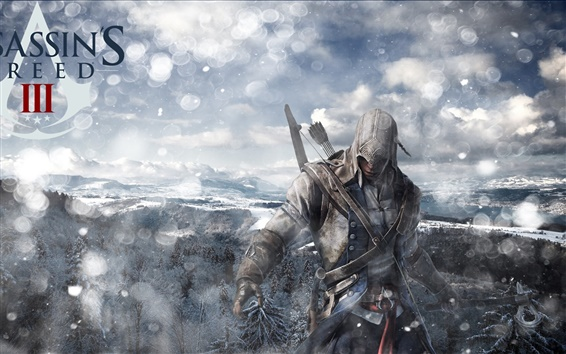 Wallpaper Assassin's Creed 3 HD 2012
