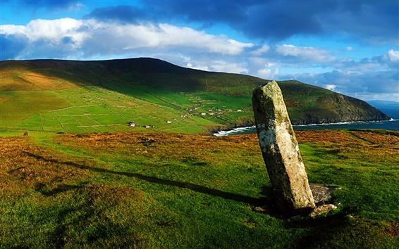 Papéis de Parede Belas paisagens da Irlanda