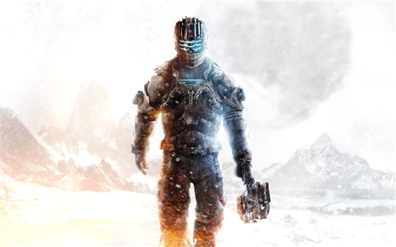 Wallpaper Dead Space 3 PC game