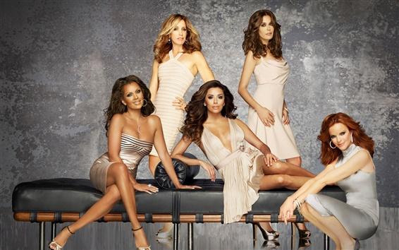 Wallpaper Desperate Housewives TV Series