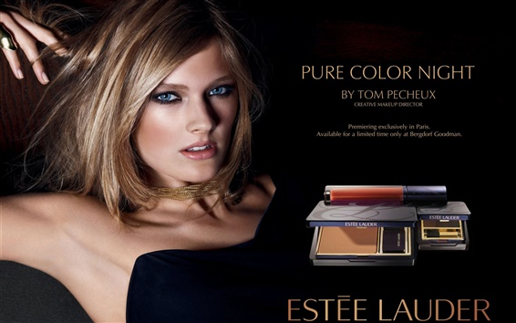 Wallpaper ESTEE LAUDER ads