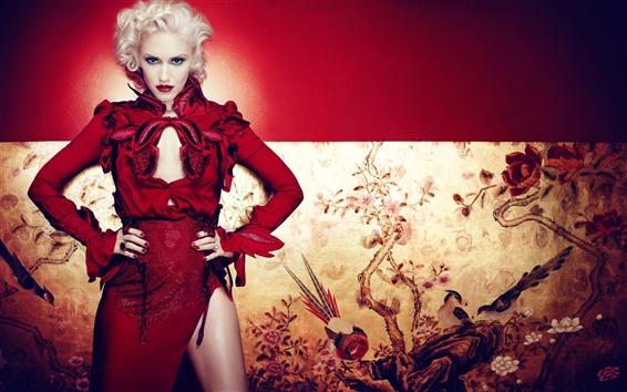 Fond d'écran Gwen Stefani 03