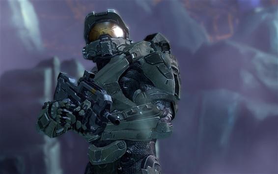 Обои Halo 4 игры HD