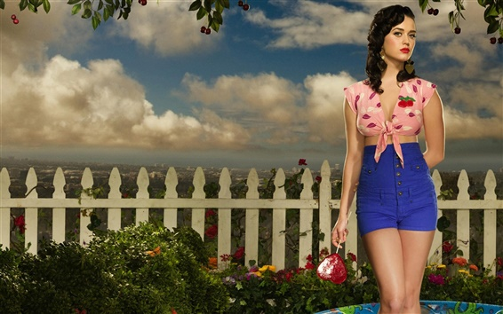 Wallpaper Katy Perry 10