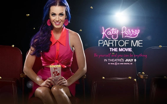 Wallpaper Katy Perry: Part of Me HD