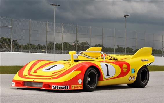 Wallpaper Porsche 917 Spyder 1972