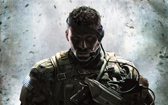 Wallpaper Sniper: Ghost Warrior 2 game HD
