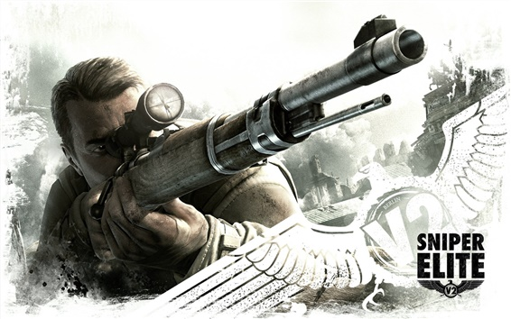 Wallpaper Sniper: Ghost Warrior PC game