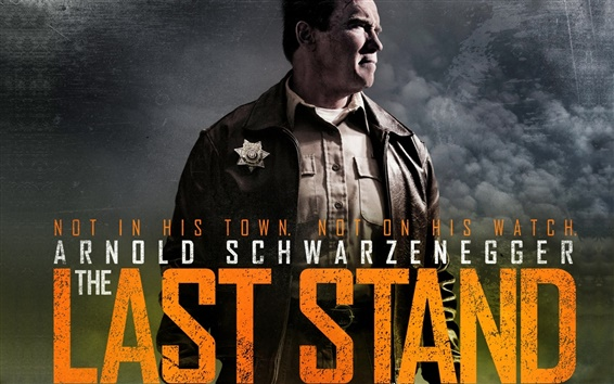 Wallpaper The Last Stand 2013