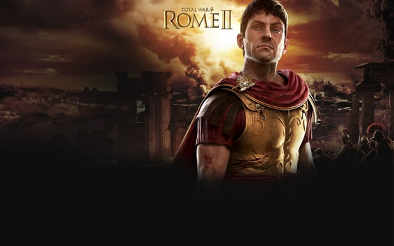 Wallpaper Total War: Rome 2