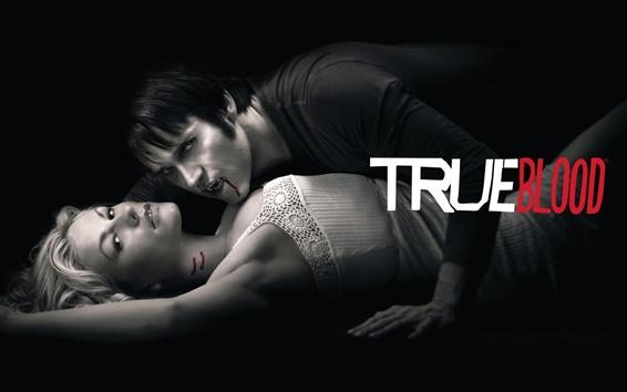 Обои True Blood HD