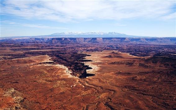 Обои США Canyon природа пейзаж