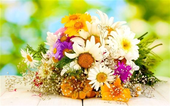Papéis de Parede Aqueça flores bouquet