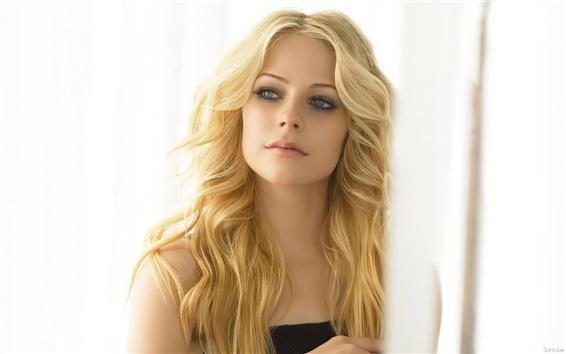 Fondos de pantalla Avril Lavigne 33