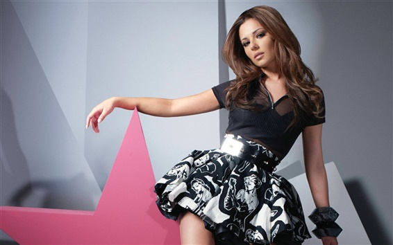 Wallpaper Cheryl Cole 04