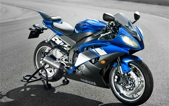 Papéis de Parede Legal Yamaha Moto YZF-R6
