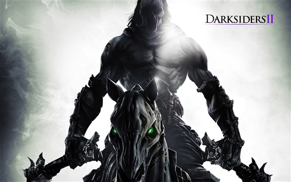 Wallpaper Darksiders II HD