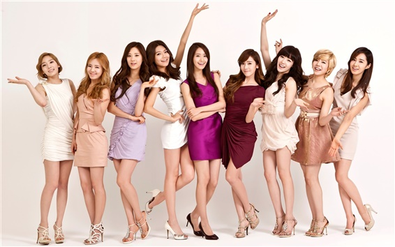 Обои Girls Generation 67